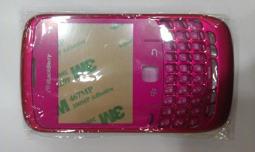 BLACKBERRY CURVE 8520 PINK COLOUR HOUSING