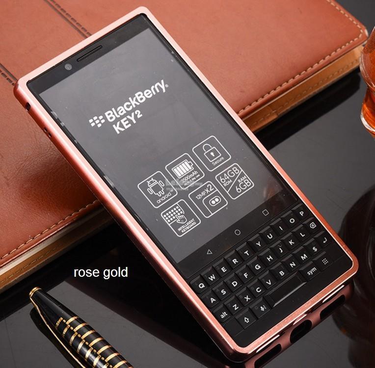 detailed look b5bca 855ed Blackberry key 2 key2 casing metal frame cover case