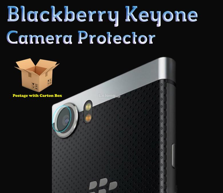 Blackberry Keyone Tempered Glass Camera Protector