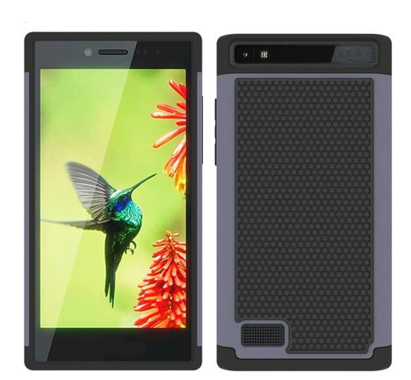 Blackberry Leap Z20 cover case + screen protector