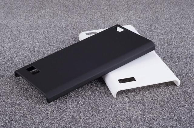 Blackberry Leap Z20 rubber matte hard cover case