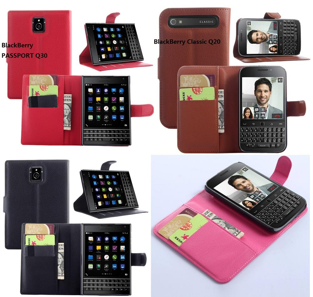 low priced 0ddaf 2bc4a BlackBerry Passport Q30 Silver Edition Classic Q20 casing flip cover
