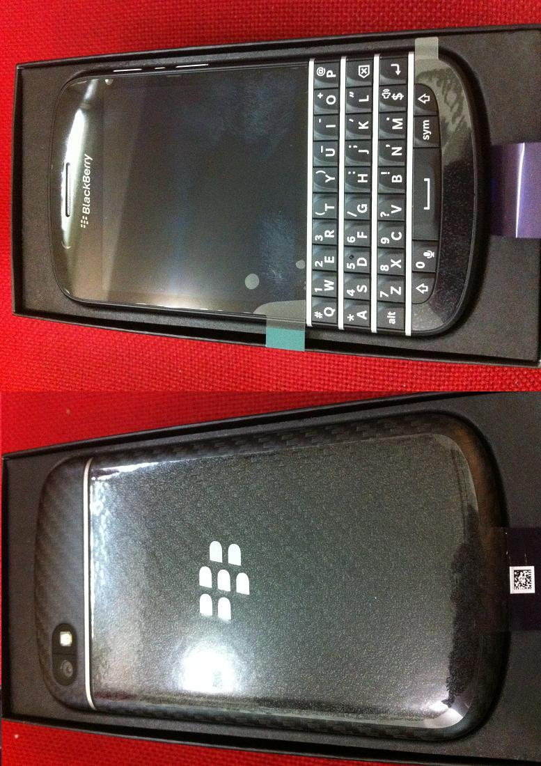 BLACKBERRY Q10 White. Original