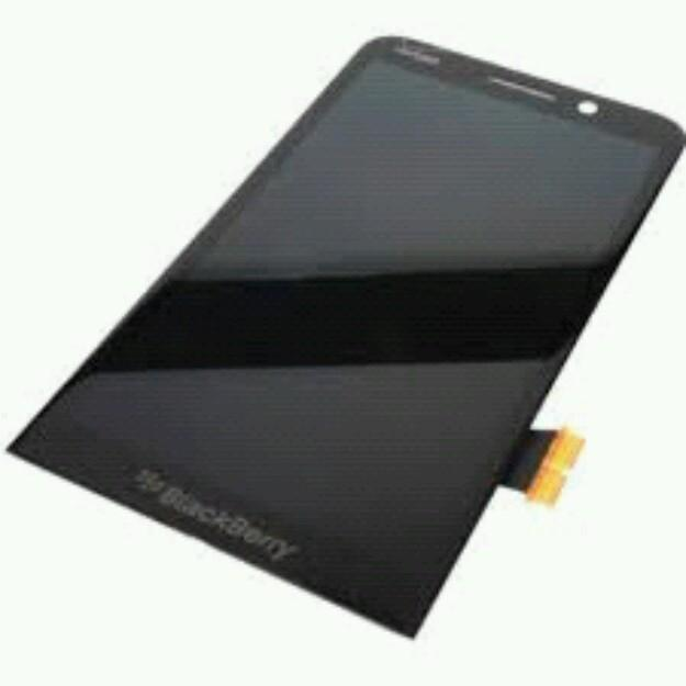 BlackBerry Z30 B/W LCD Display & Digitizer Touch Screen Sparepart