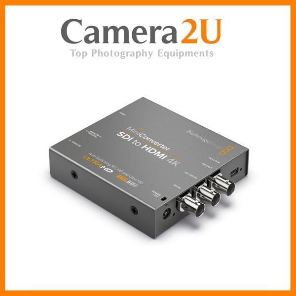 New Blackmagic Design Mini Converter SDI To HDMI 4K