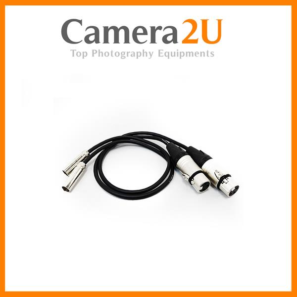 Blackmagic Design Mini XLR Cable