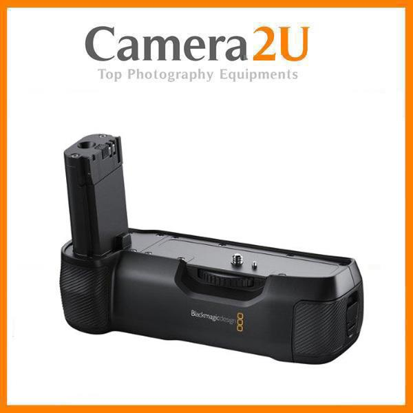 Blackmagic Design Pocket Cinema Camera 4K 6K Battery Grip