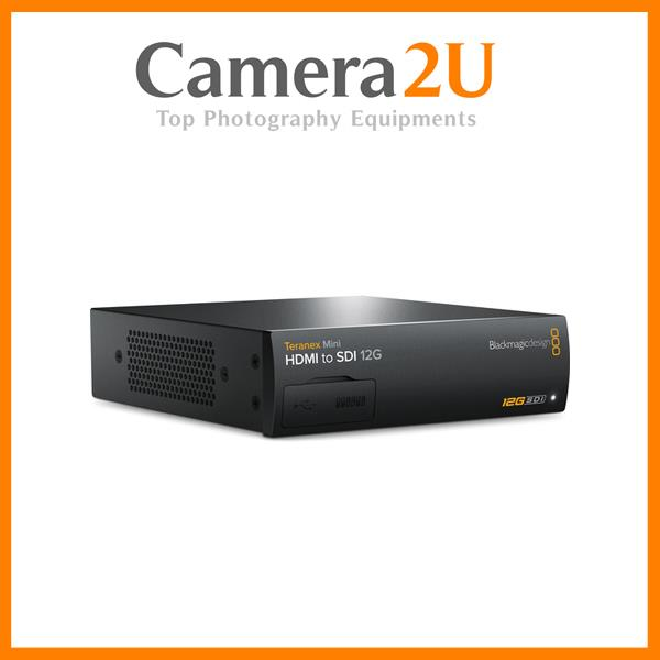 Blackmagic Design Teranex Mini HDMI to SDI 12G