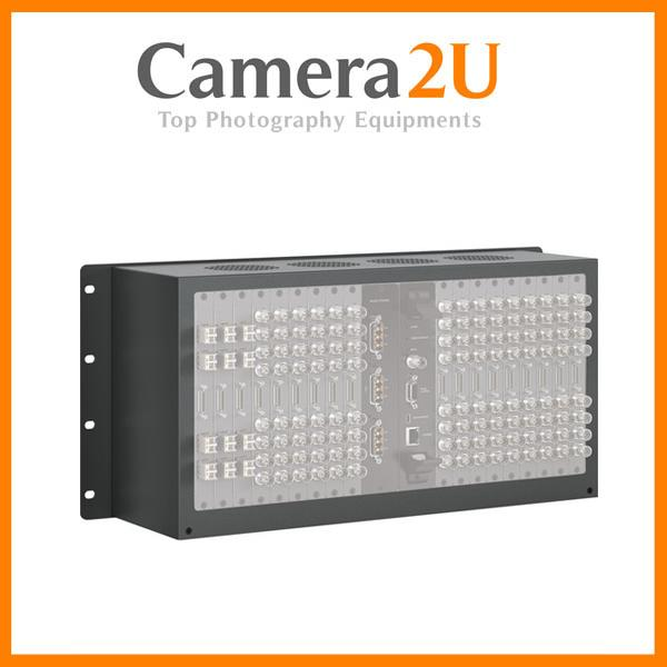 New Blackmagic Design Universal Videohub 72 Rack Frame