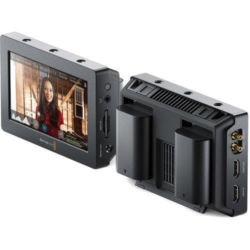 Blackmagic Design Video Assist HDMI/6G-SDI Recorder and 5' Monitor