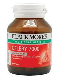 Blackmores Celery 7000 60s (Reduce Gout & Joint Pain)