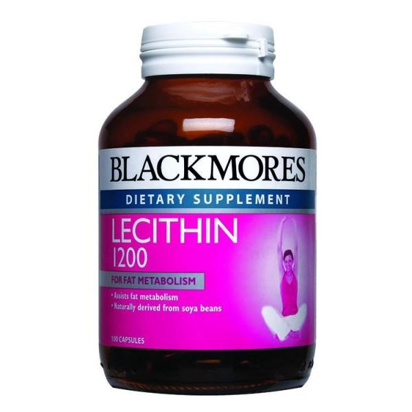 Blackmores Lecithin 1200 100's