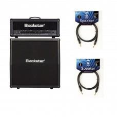 Blackstar ID 100 Head with ID 412A Matching Cabinet