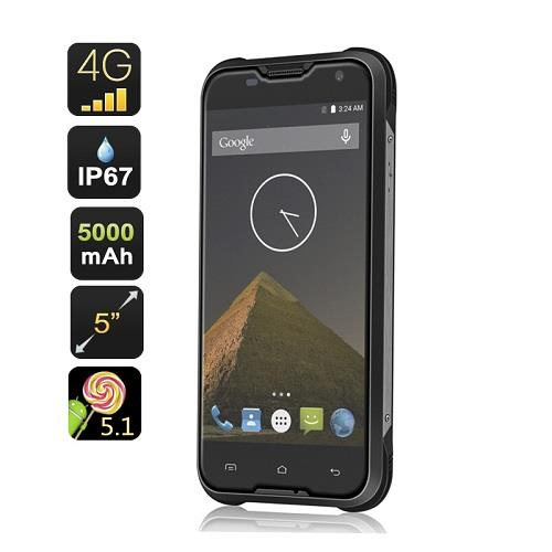 Blackview BV5000 Smartphone (Dual Sim) (WP-BV5000).