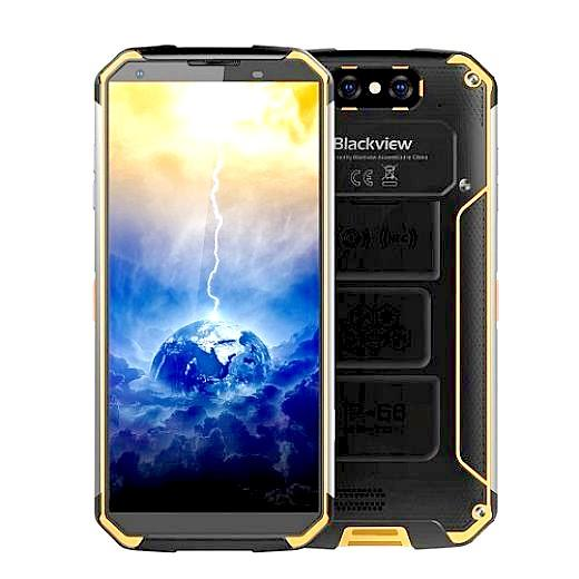 Blackview BV9500 Android 8.1 Rugged Phone (WP-BV9500).
