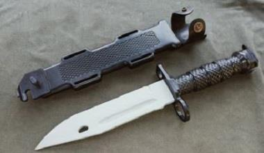 Blade Keris Weapon Knife Hand Rubber Knife Training Sword Plastic Axe