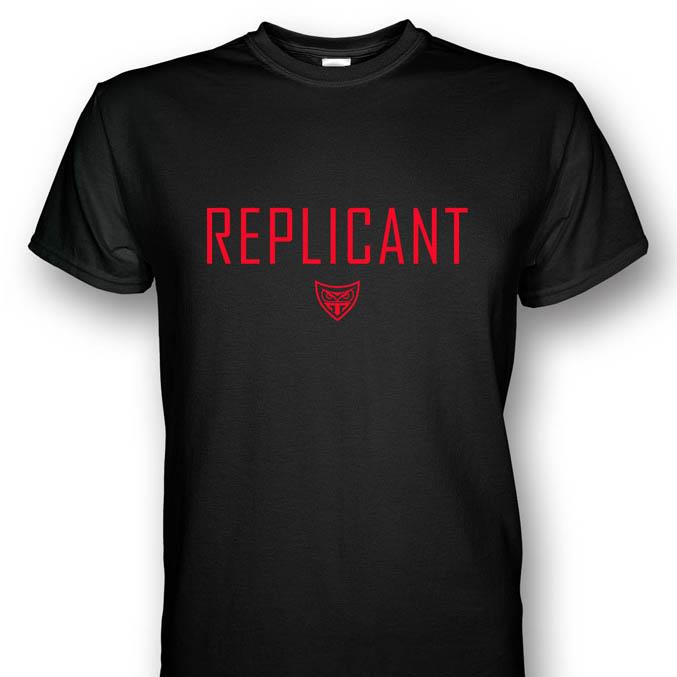 Blade Runner REPLICANT T-shirt