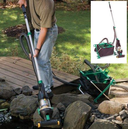 Blagdon Pond Monsta Pool Vacuum Cleaner with Collector