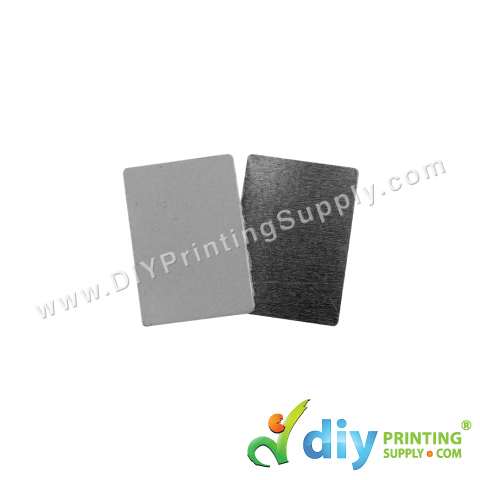 Blank Printing Sheet (Metal Keychain) (7) (Rectangle)