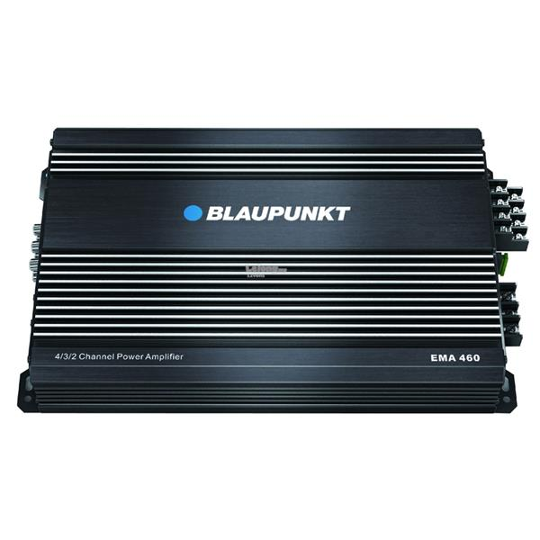 BLAUPUNKT EMA 460 4/3/2 Channel Class A/B Amplifier RMS60W x4 at 4 ohm