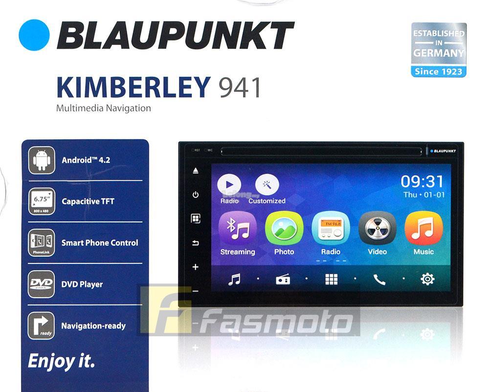 BLAUPUNKT Kimberley 941 6.75 Inch An (end 3/14/2020 1:15 AM