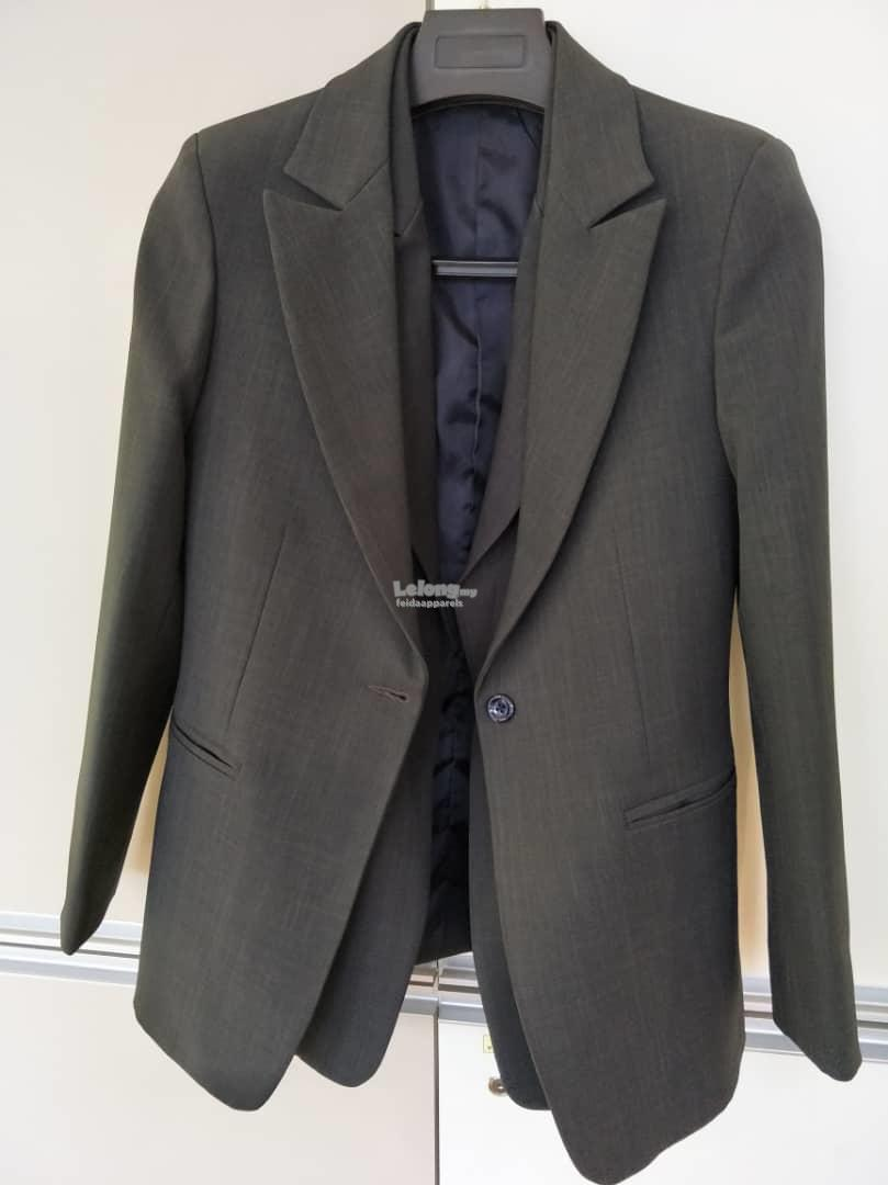 Blazer Coat Custom Made Jacket