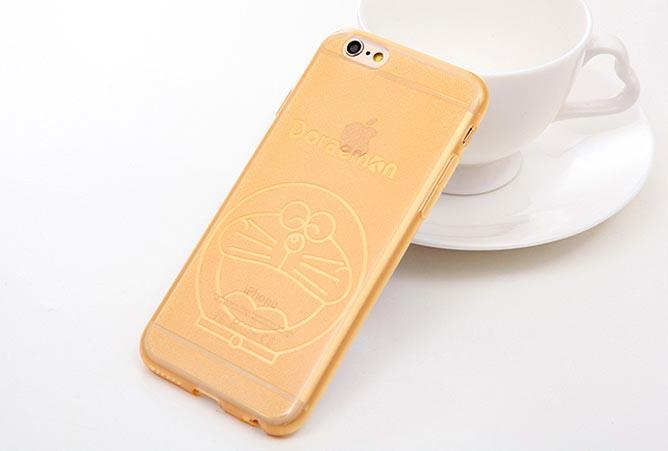 Bling Bling Doreamon iPhone 6 Plus case