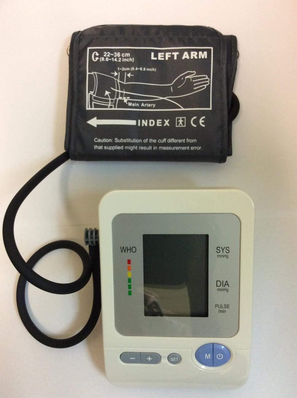 Blood Pressure Monitor - Arm-type Fully Automatic