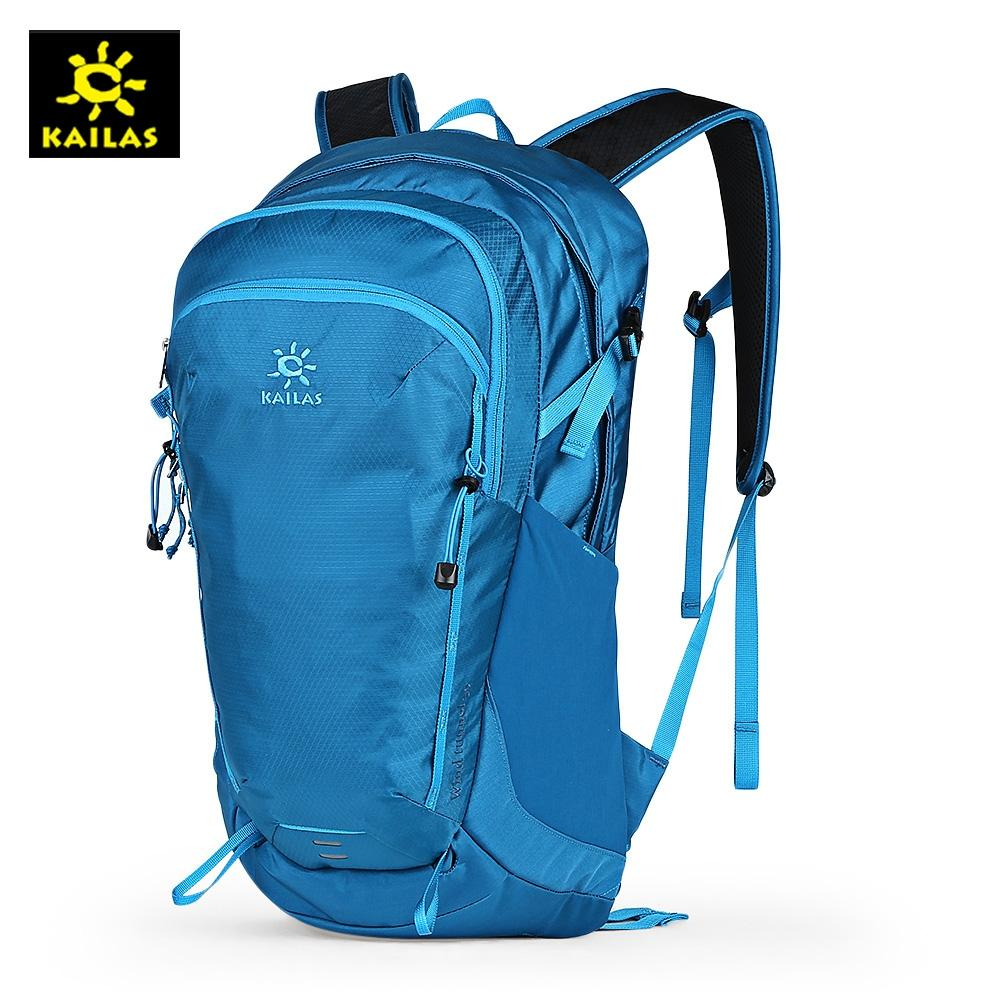 BLUE KAILAS Outdoor Wind Tunnel Hiking Backpack 30L Light Weight