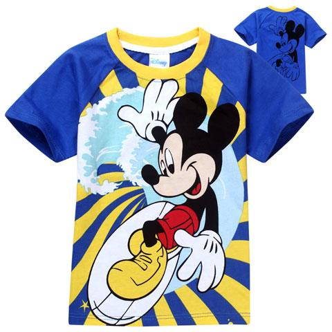 Blue Mickey Mouse SURFING Shirt baby end 7 5 2018 1 15 PM