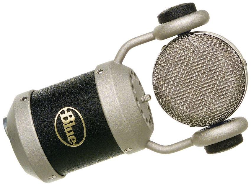 Blue Microphones Mouse - Large Diaphragm Microphone with Rotating Head