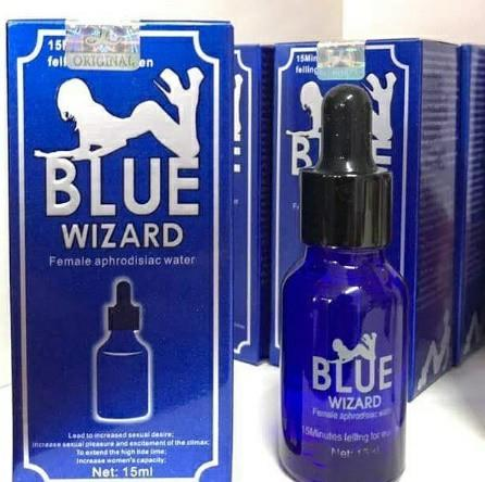 BLUE WIZARD -15ml Original