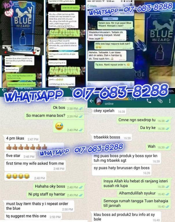 blue wizard seks drops perangsang wan end 7 7 2019 5 24 pm