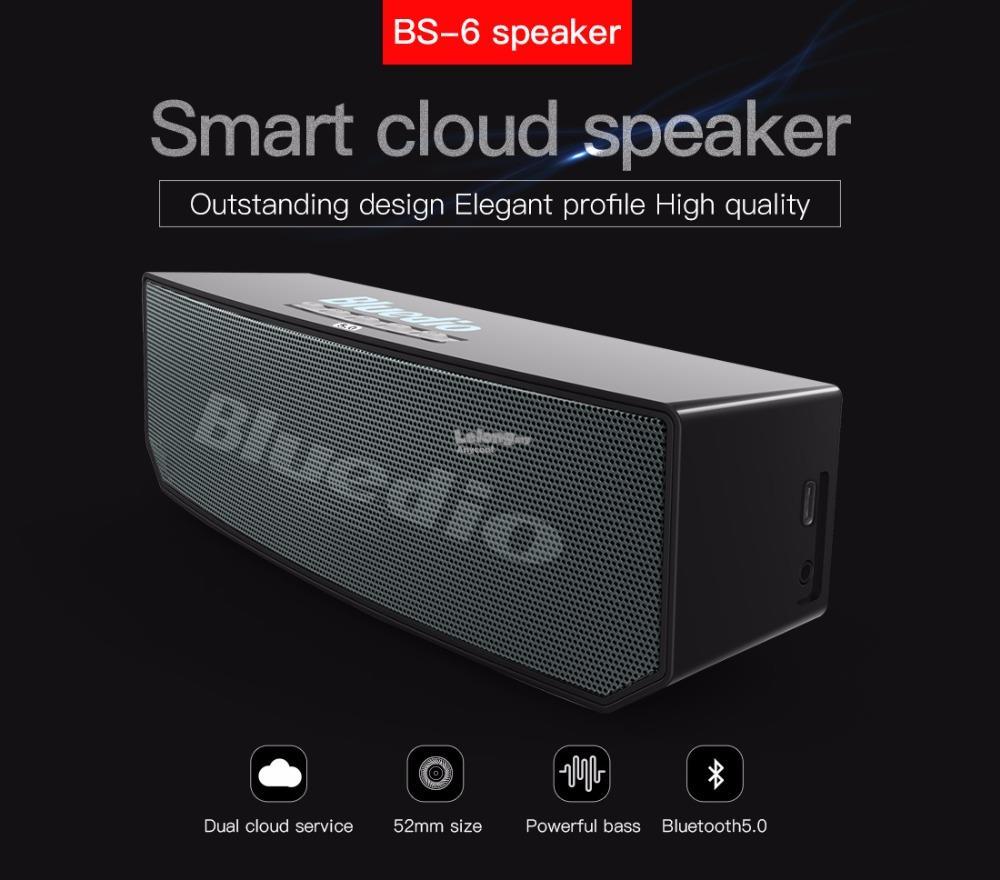 Bluedio Bs 6 Mini Bluetooth Speaker End 7 19 2019 1015 Am Portable Wireless