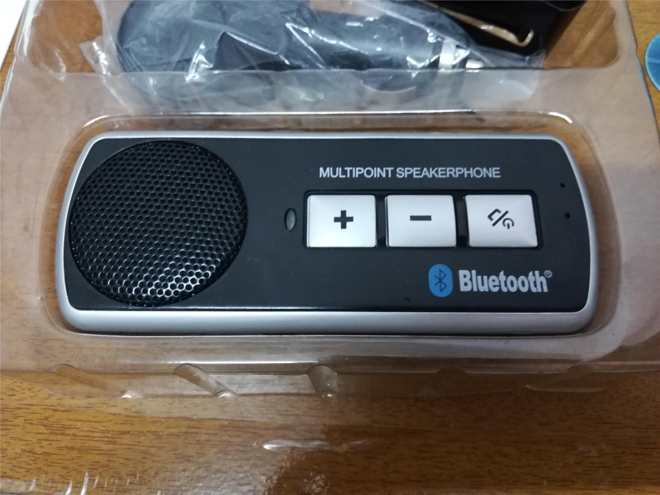Bluetooth Car Speakerphone - Free courier / postage !!!