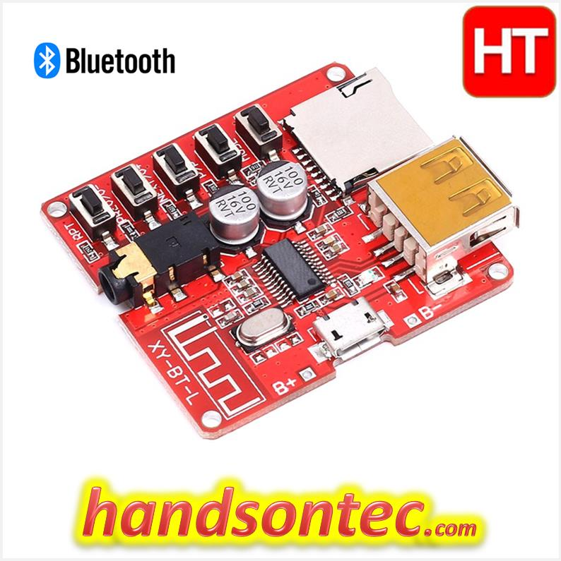 Bluetooth Lossless WAV+APE+FLAC+MP3 Player Module