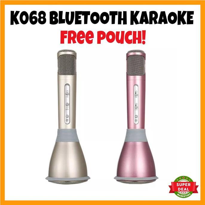 Bluetooth Mic Bluetooth Karaoke Mic Singing Mic