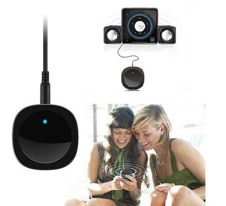 Bluetooth Music Receiver for iPhone-Tablets-Smart Phones (WP-3501)!