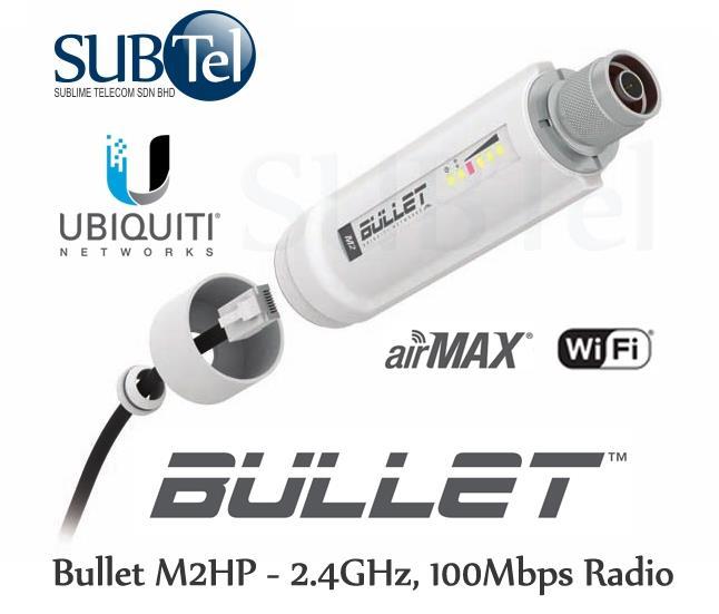 Driver for Ubiquiti BM2HP Radio