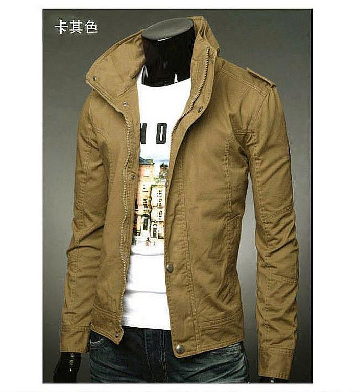 Featuring your favorite brands and styles, our selection of men's coats and jackets has just what you need! Explore leather jackets, raincoats, track jackets, fleece jackets and more to layer for warmth and style. For everyday wear, denim jackets for men are ideal. Bomber jackets for men are great for classic style. For a more formal look.