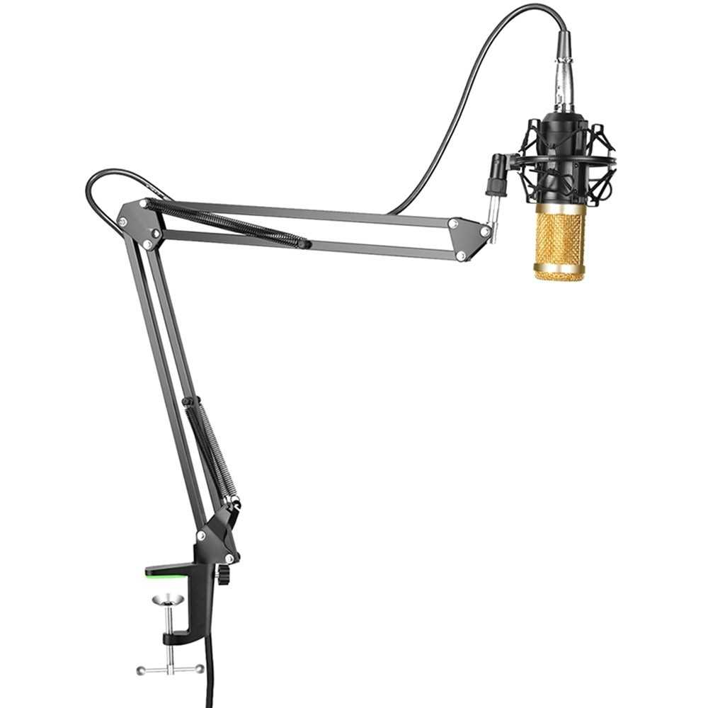BM800 Professional Suspension Microphone Kit Studio Live Stream