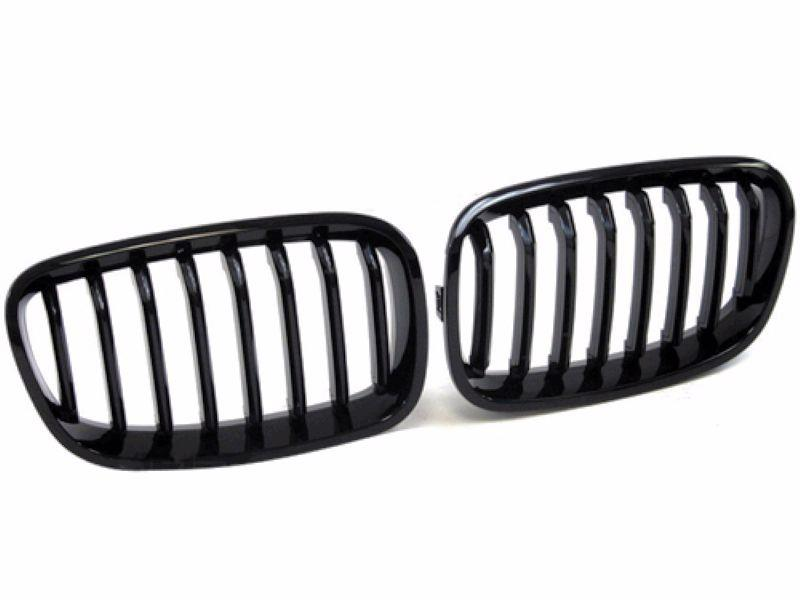 BMW 1 Series F20 / F21 '11 Front Grille Gloss Black