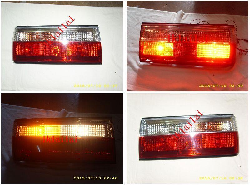 BMW 3 SERIES E30 '88 Crystal Tail Lamp