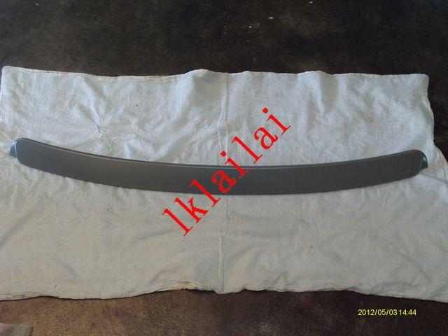 BMW 3 Series E46 `98-04 4D Rear Roof Spoiler ABS [BM02-SR01-U]
