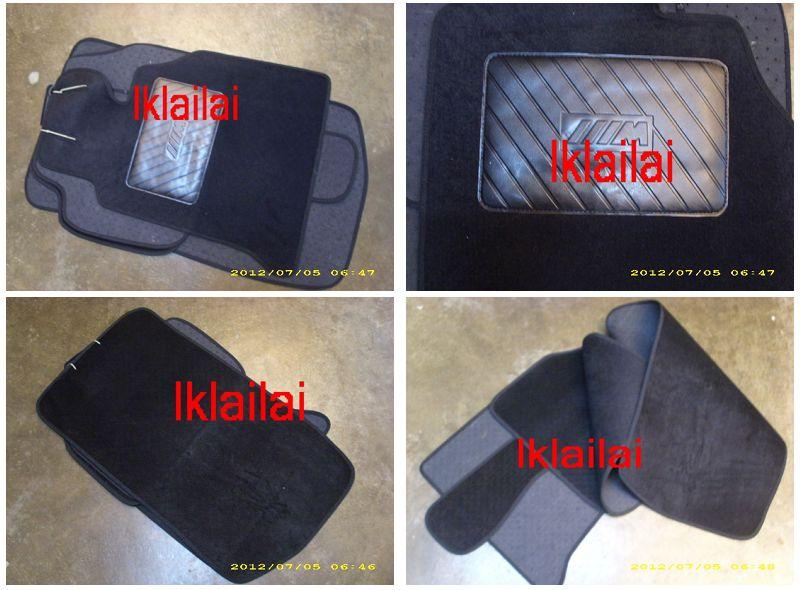 BMW 3 Series E46 `98-`04 Carpet Mat [5pcs/set]