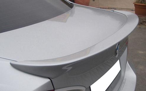 BMW 3 Series E90 `05 Rear Trunk Spoiler ACS Style ABS [BM03-SR02-U]