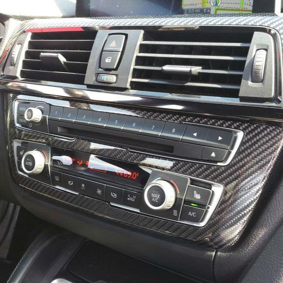 Bmw F30 Gadgets >> BMW 3 Series F30 Carbon Fiber Radio (end 12/5/2018 3:15 PM)