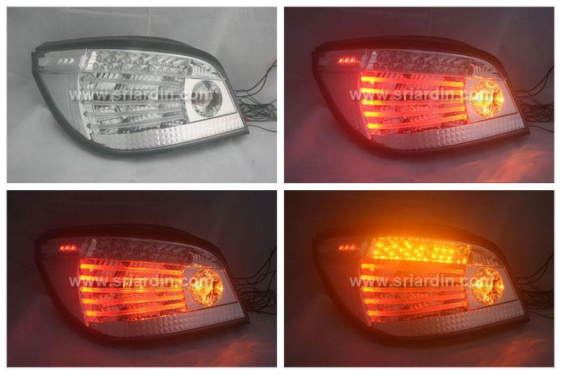 BMW 5 SERIES E60 04-07 BAR TAIL LAMP