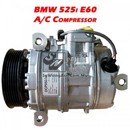 BMW 525i (E60 Year 2010) - Car Air Cond Compressor