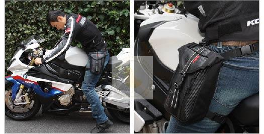 BMW Bag Waterproof Outdoor / Biker Leg Bag